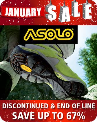 Asolo January Sale