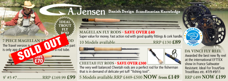 A. Jensen Fly Fishing