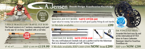 A. Jensen Fly Fishing