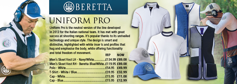 Beretta Uniform Pro Series