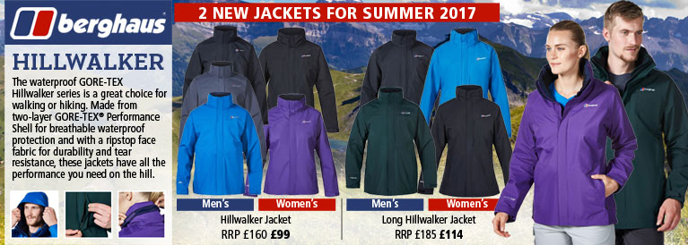 Berghaus Hillwalker Jackets