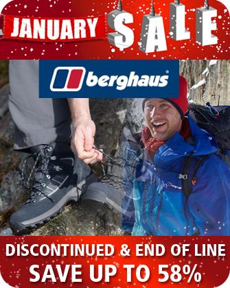 Berghaus January Sale