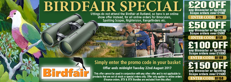 Birdfair Special Offer