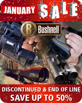 Bushnell January Sale