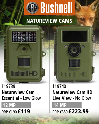 Bushnell Natureview Cams