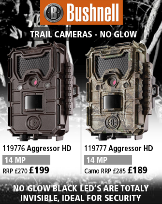 Bushnell Trail Cams - No Glow