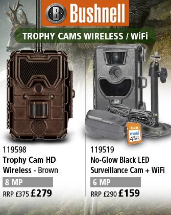 Bushnell Trophy Cams - Wireless / WiFi
