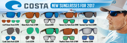 Costa Del Mar Sunglasses for 2017