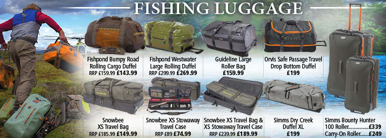 Fishing Luggage
