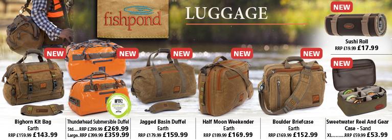Fishpond Luggage
