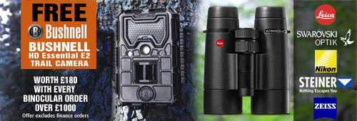 Free Bushnell HD Essential E2 Trail Camera