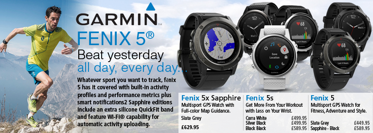 Garmin Fenix 5 Series