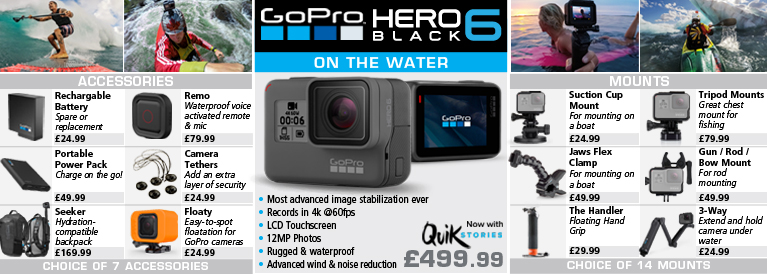 GoPro Hero 6 for Water
