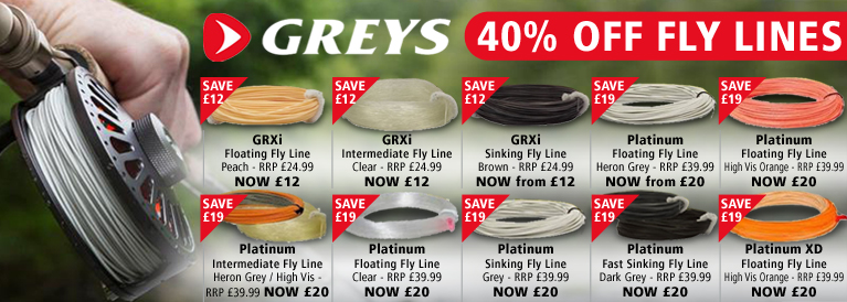 Greys Fly Line Offers
