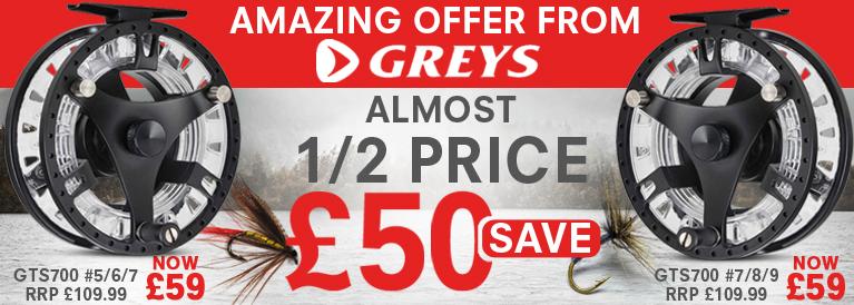 Greys GTS700 offer
