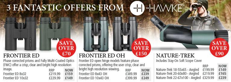 Hawke 3 Fantastic Offers