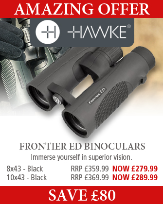 Hawke Frontier ED Binoculars
