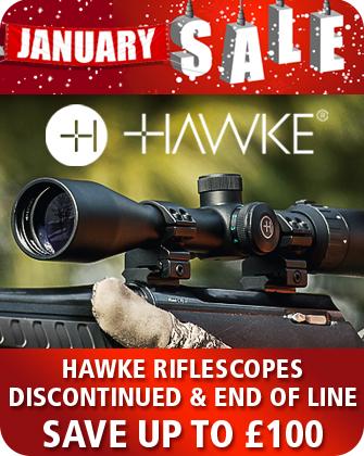 Hawke Riflescopes January Sale