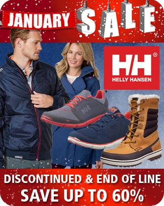 Helly Hansen January Sale