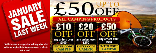 Camping Special Offers