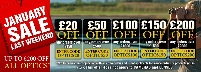 New Year Optics Offer