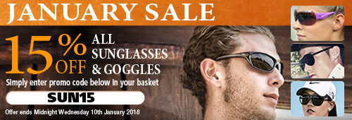 JANUARY SALE 15 OFF All Sunglasses