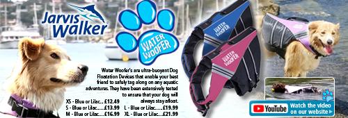 Jarvis Walker Water Woofer Life Jackets