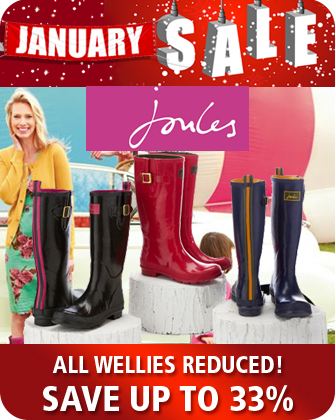 Joules January Sale