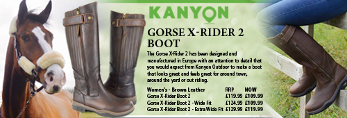 Kanyon Outdoor Gorse X-Rider 2 Boot (Women's) - Brown Leather