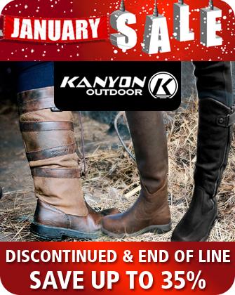 Kanyon Outdoor January Sale