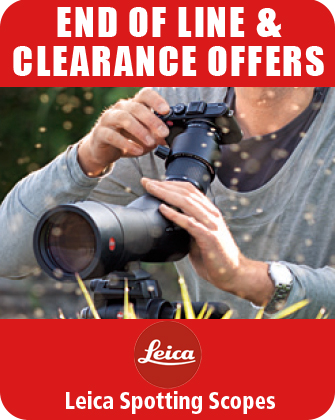 Leica Spotting Scopes End of Line Clearance