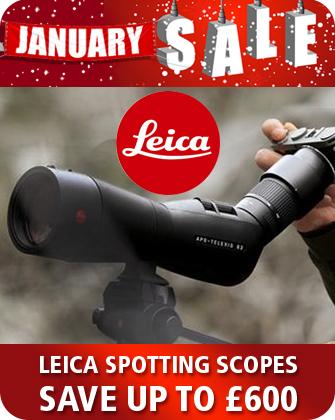 Leica Spotting Scopes January Sale