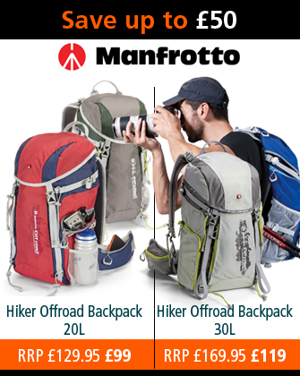 Manfrotto Hiker Offroad Backpacks