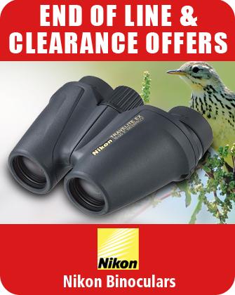 Nikon Binoculars End of Line Clearance