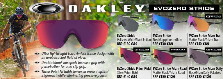 Oakley EVZero Stride Collection
