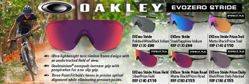 Oakley EVZero Stride Collection
