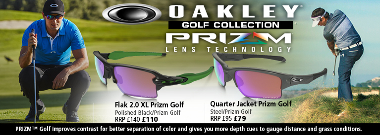 Oakley Prizm Golf Sunglasses