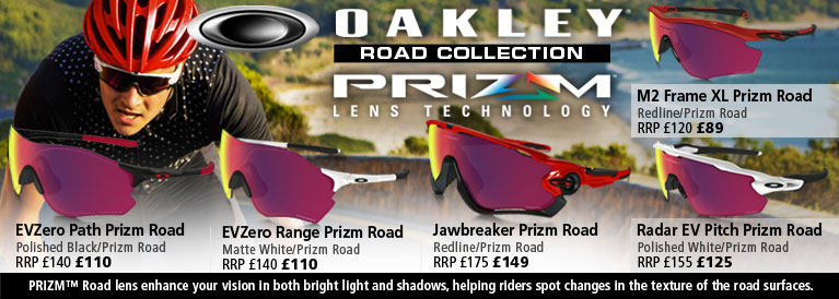 Oakley Prizm Road Sunglasses Collection