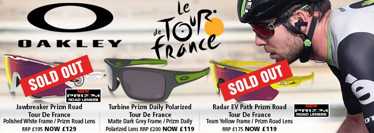 Oakley Tour De France Sunglasses