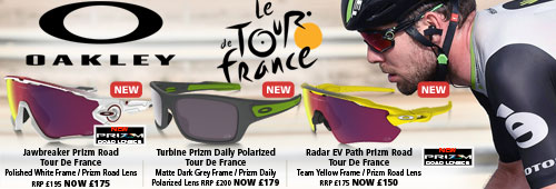 Oakley Tour De France Sunglasses