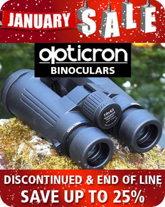 Opticron Binoculars January Sale