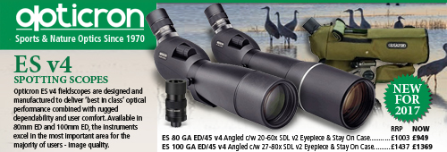 Opticron ES v4 Spotting Scope Bundles