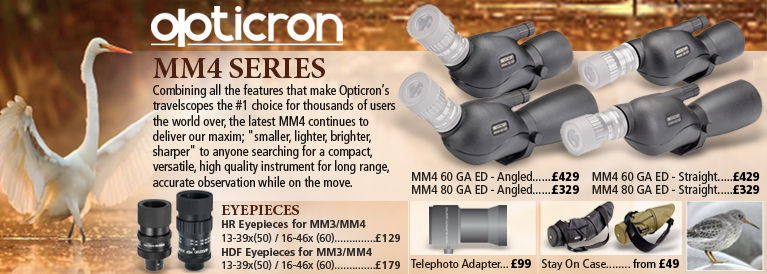 Opticron MM4 Spotting Scopes