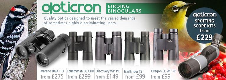 Opticron Birding Binoculars