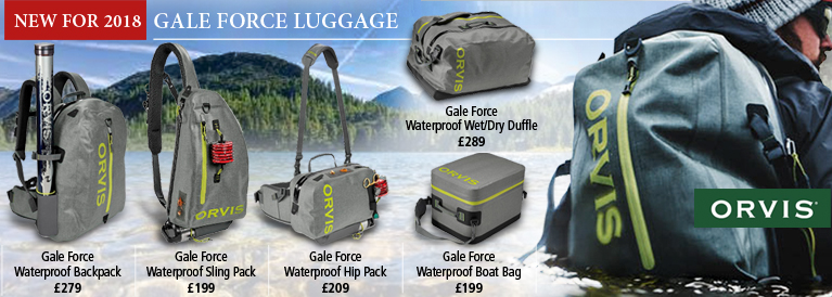 Orvis Gale Force Fishing Luggage