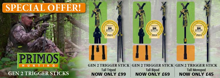 Primos Gen 2 Trigger Sticks Special Offer
