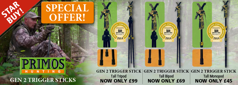 Primos Gen 2 Trigger Sticks Special Offer