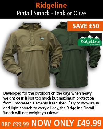 Ridgeline Pintail Smock