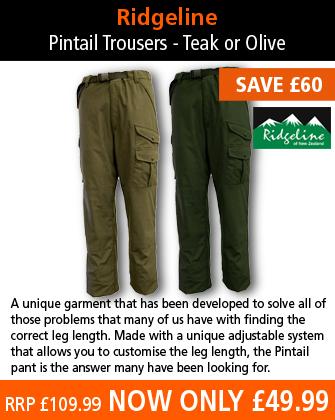 Ridgeline Pintail Trousers