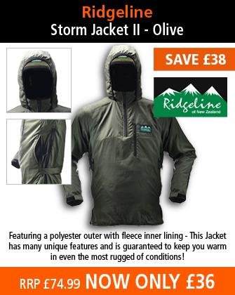 Ridgeline Storm Jacket II - Olive